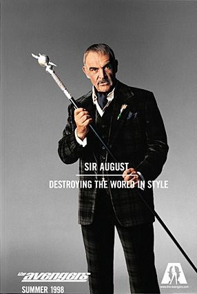 The Avengers - Sean Connery