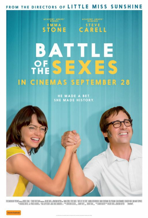 Battle of the Sexes - La Battaglia dei Sessi - Emma Stone - Steve Carell