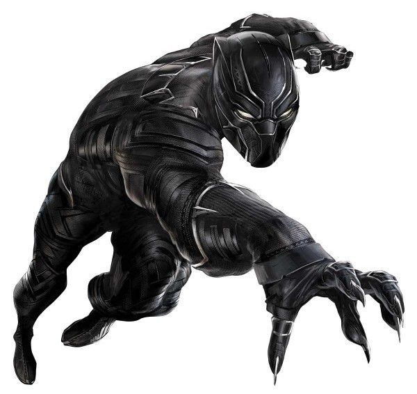 Black Panther - Marvel Super film live action - costume cosplay idea