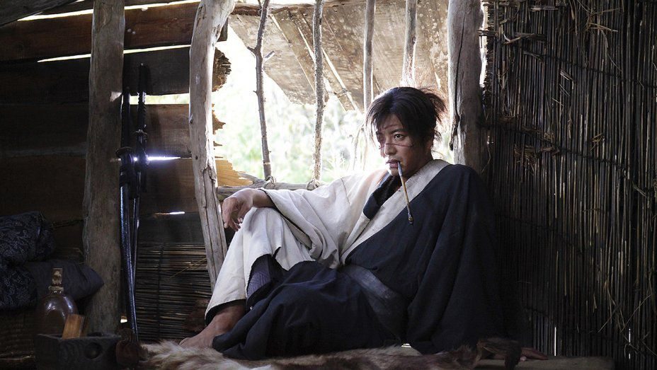 Blade of the Immortal - scene