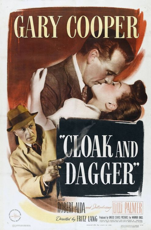 Cloak and Dagger 1946 - Gary Cooper