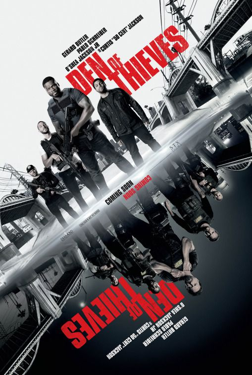 Den of Thieves - Criminal Squad - Squadra Criminale