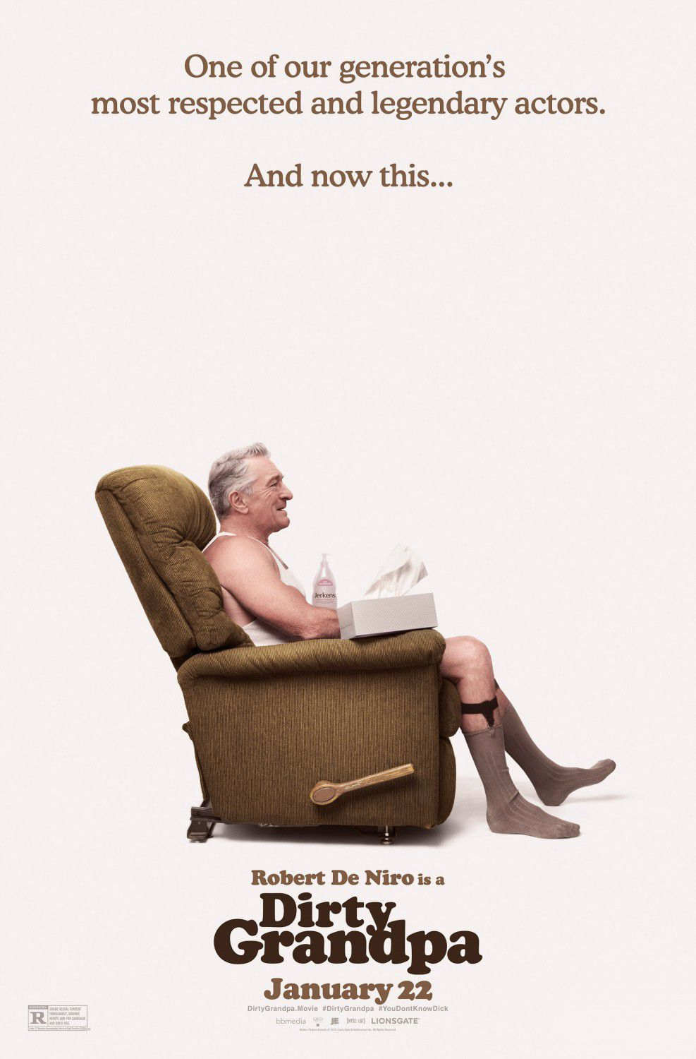 Dirty Grandpa - Robert DeNiro