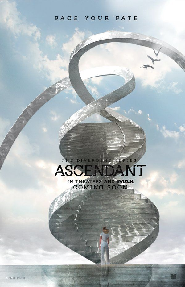 Divergent 4 - Peace your Fate - Ascendant