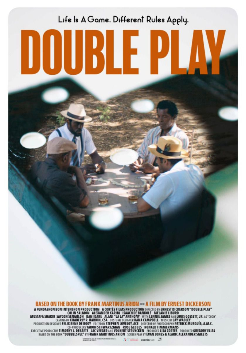 Double Play - Lennie James - Melanie Liburd - Bronson Pinchot - La La Anthony - film poster