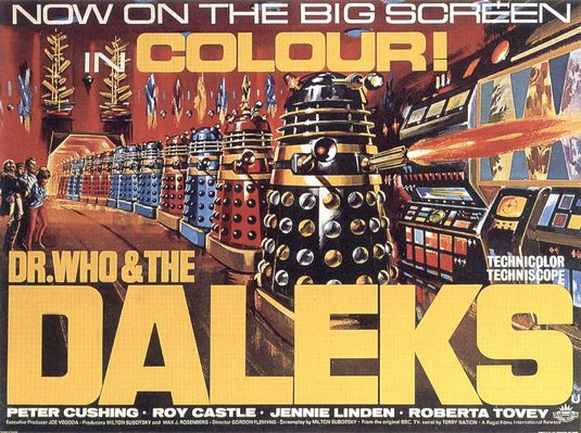Dr Who and the Daleks (1966)