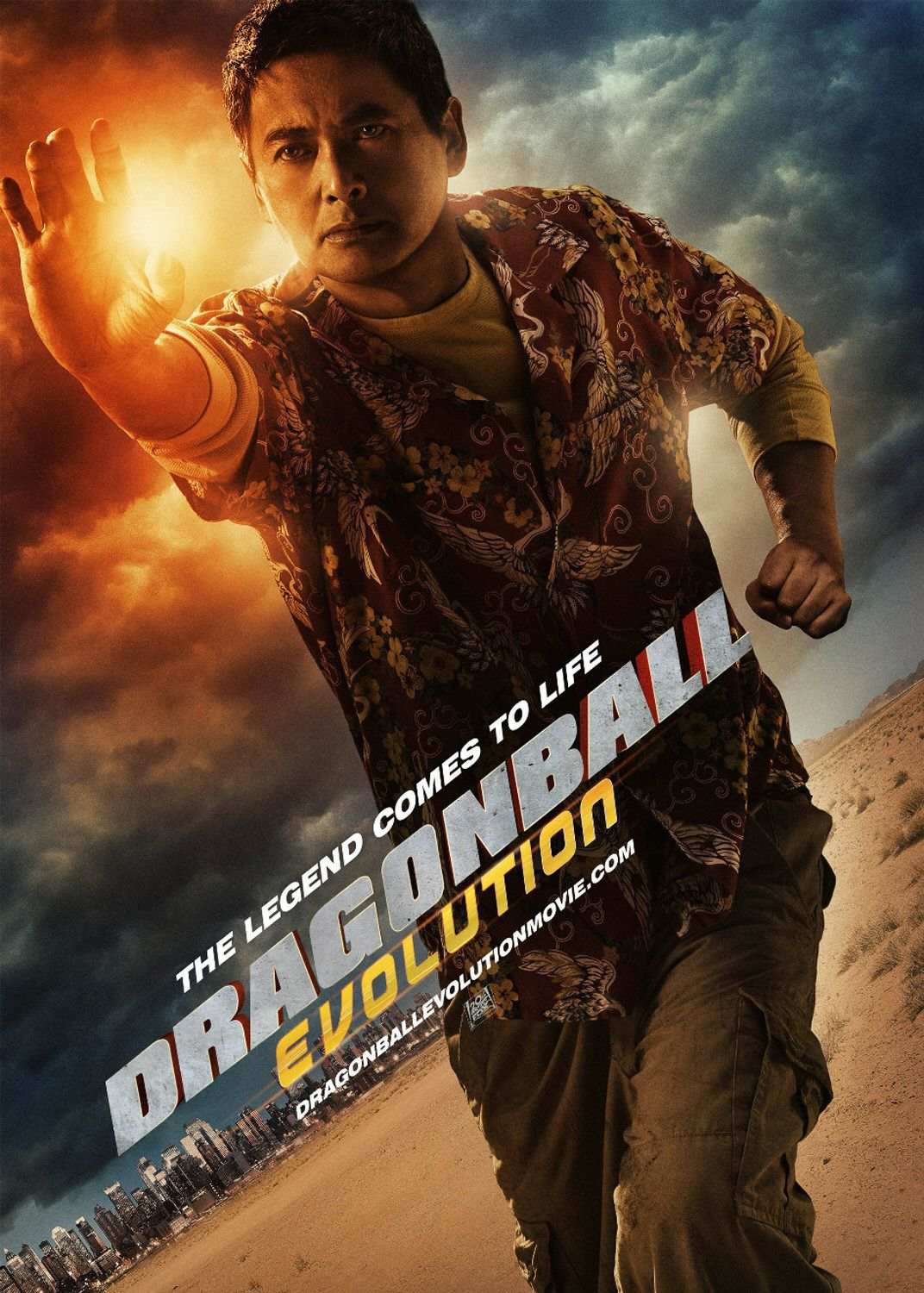 Dragonball Evolution - live action