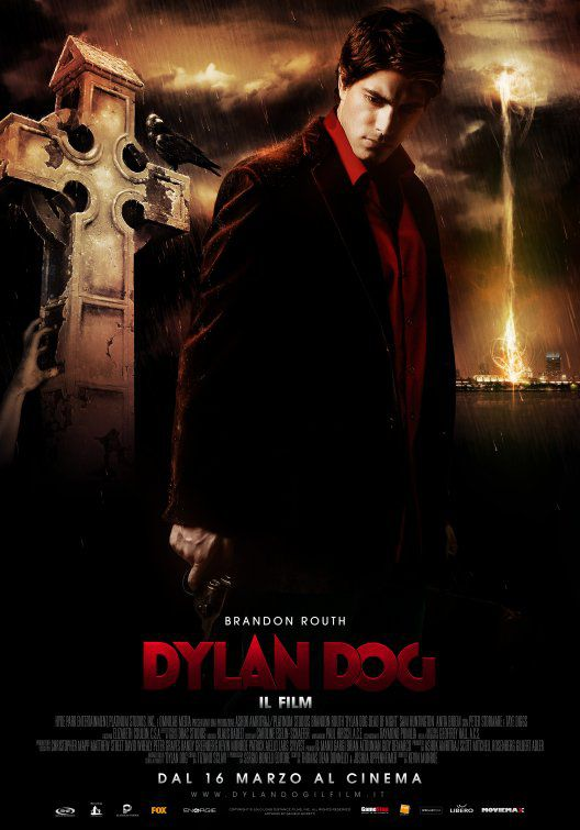Dylan Dog - Dead of Night - live action