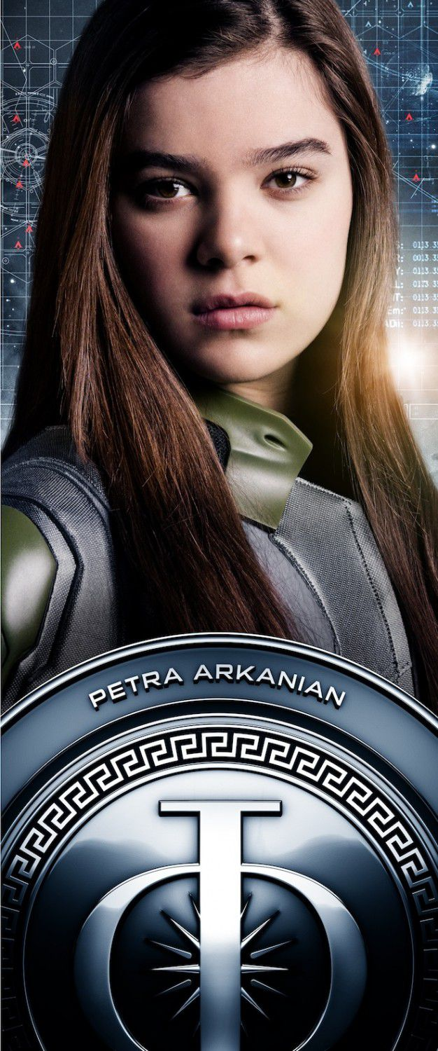Ender's Game - Il Gioco di Ender - Hailee Steinfeld