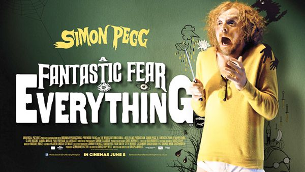Film - Fantastic Fear of Everything - Simon Pegg