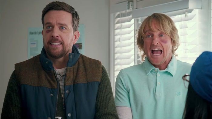 Father Figures - Fratelli Bastardi - Owen Wilson - Ed Helms - film scene
