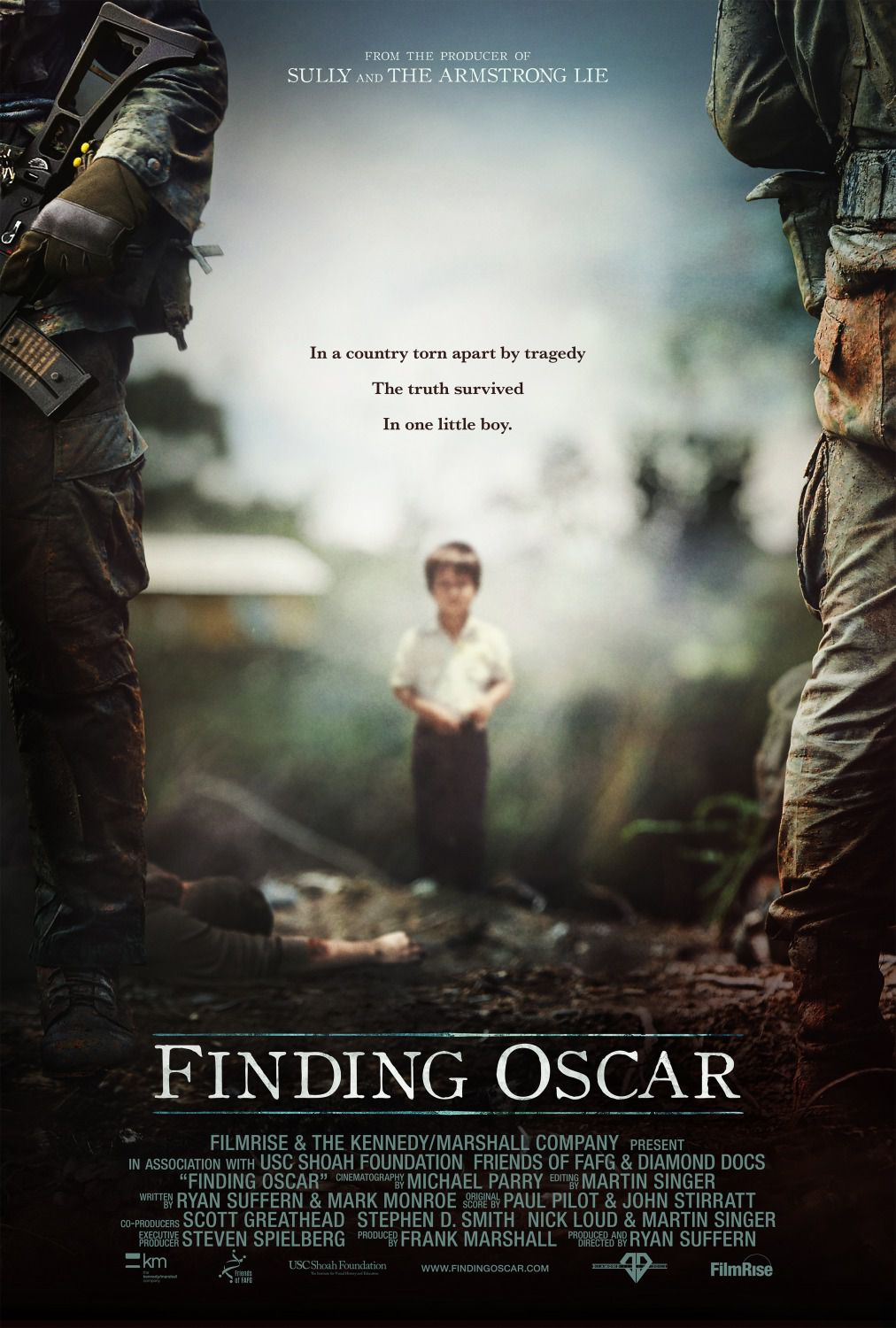 Finding Oscar - in a Country torn apart by tragedy the truth survived in one little boy
