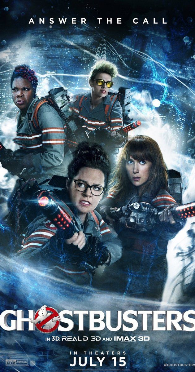 Ghostbusters, she Ghostbusters (2017) - film poster