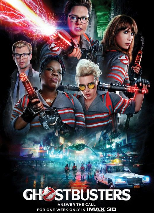 Ghostbusters, she Ghostbusters (2017)