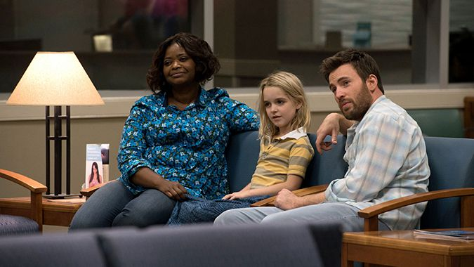 Gifted il Dono del Talento - Chris Evans - McKenna Grace - Octavia Spencer - film scene Mary