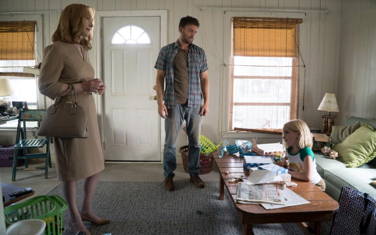 Gifted il Dono del Talento - Chris Evans - McKenna Grace - Lindsay Duncan - film scene Mary