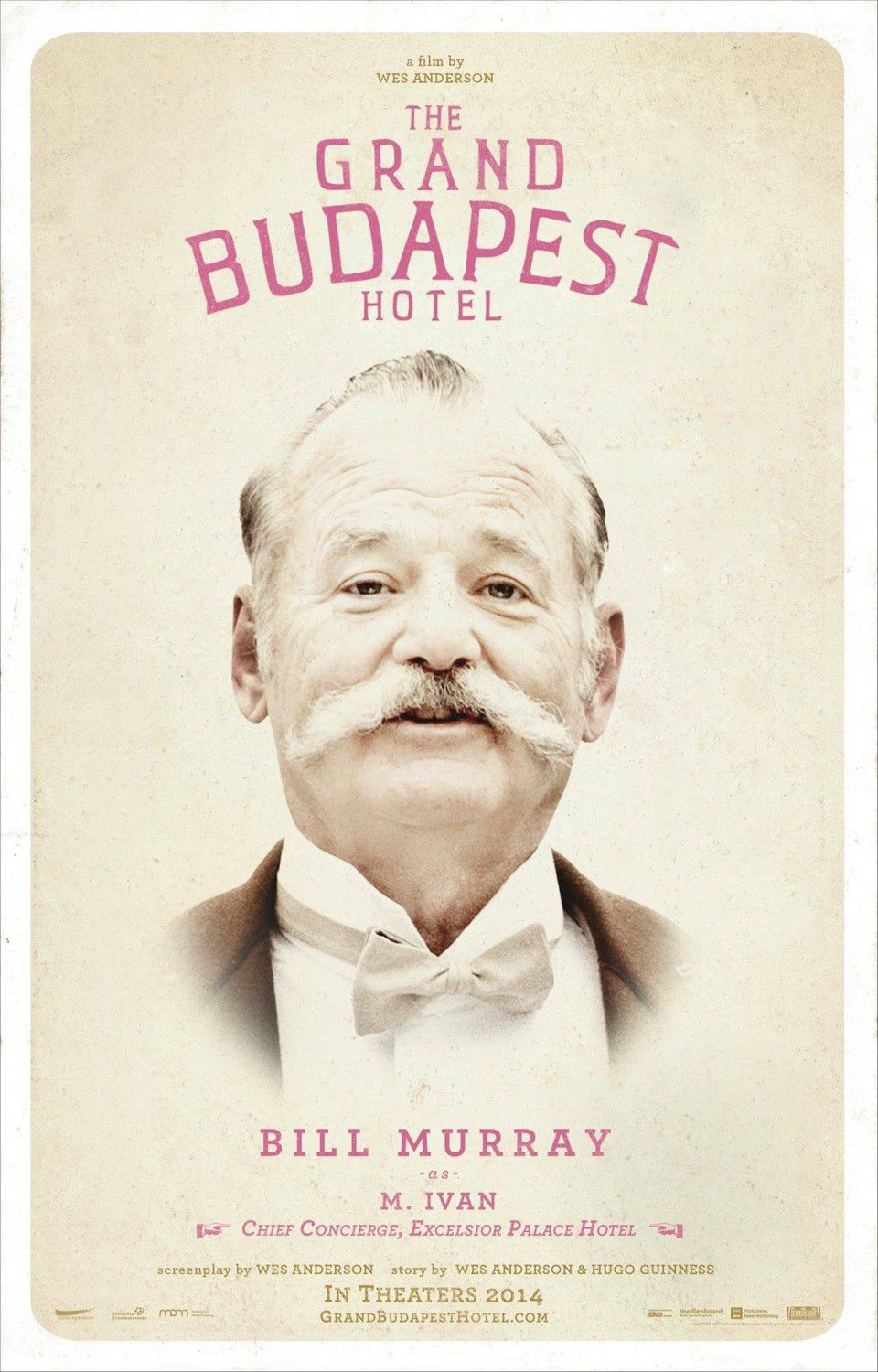 M. Ivan (Bill Murray)