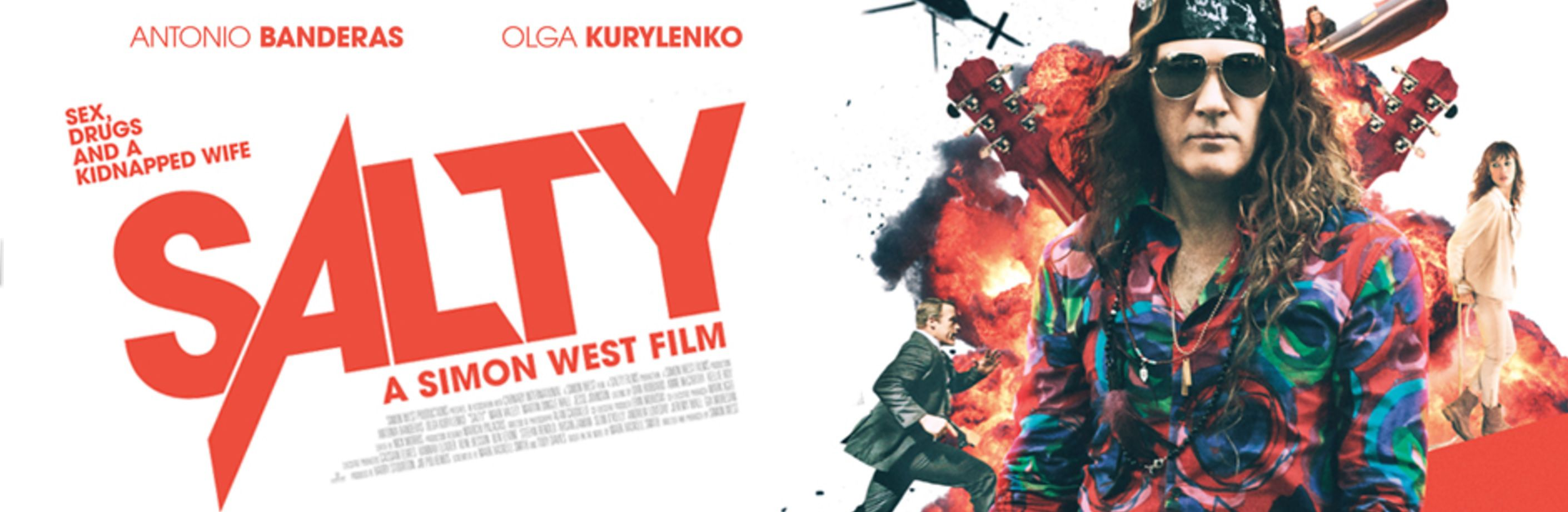 Gun Shy - Antonio Banderas - Olga Kurylenko - SALTY a Simon West film - sex, drugs and a kidnapped wife
