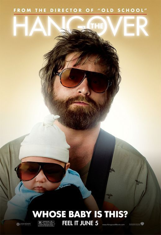 Zach Galifianakis - Alan Garner