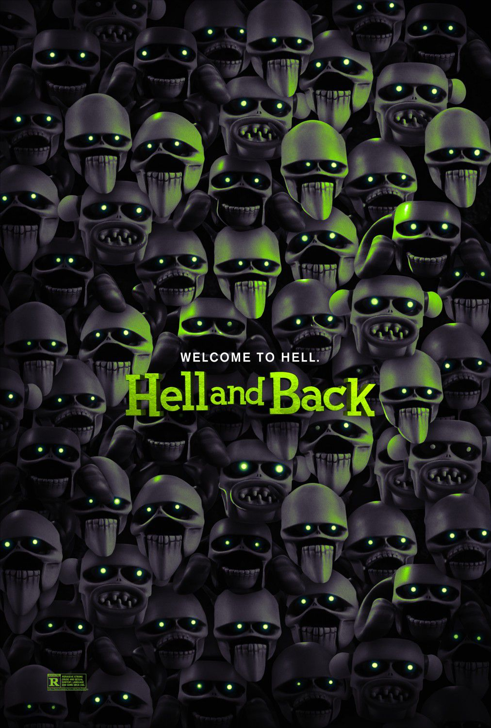 Hell and Back - poster