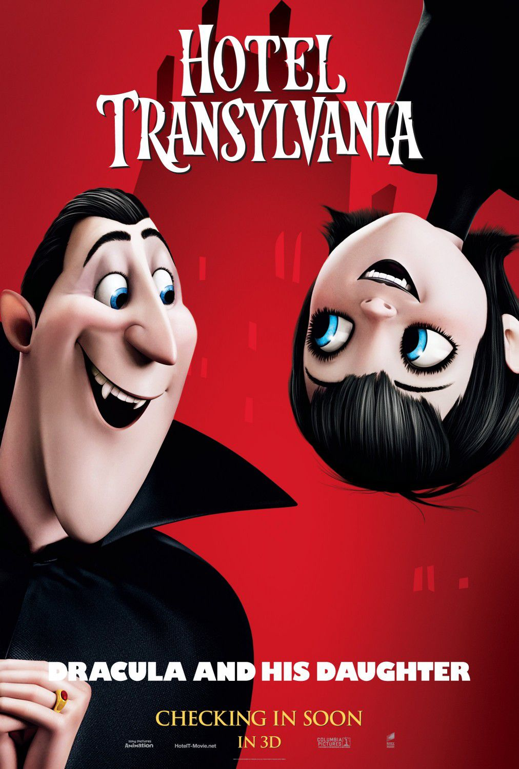 Hotel Transylvania - Drakula and Daughter
