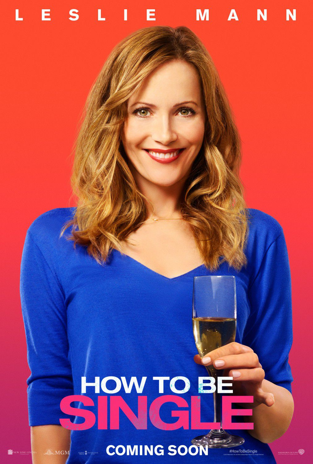 How to be Single - Leslie Mann