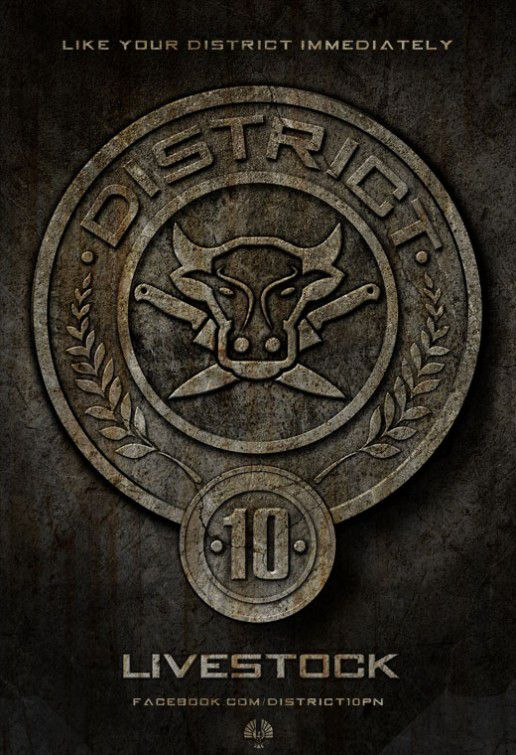 District ten - Distretto 10 - logo Livestock