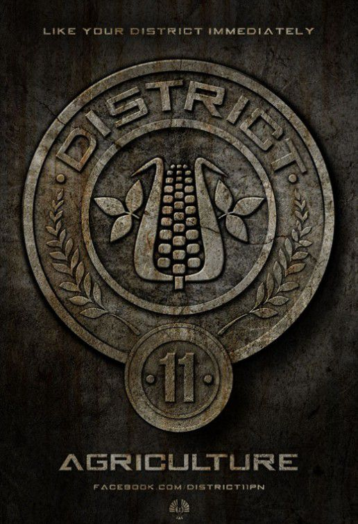 District eleven - Distretto 11 - logo Agriculture