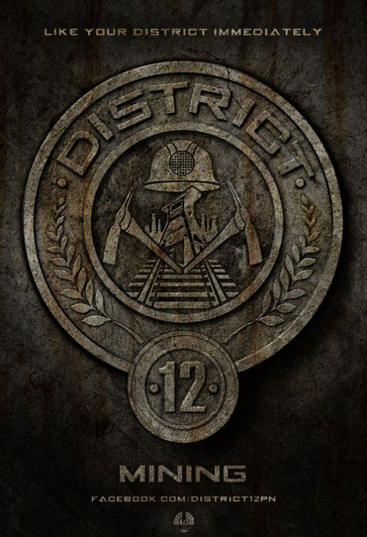 District twelve - Distretto 12 - logo Mining