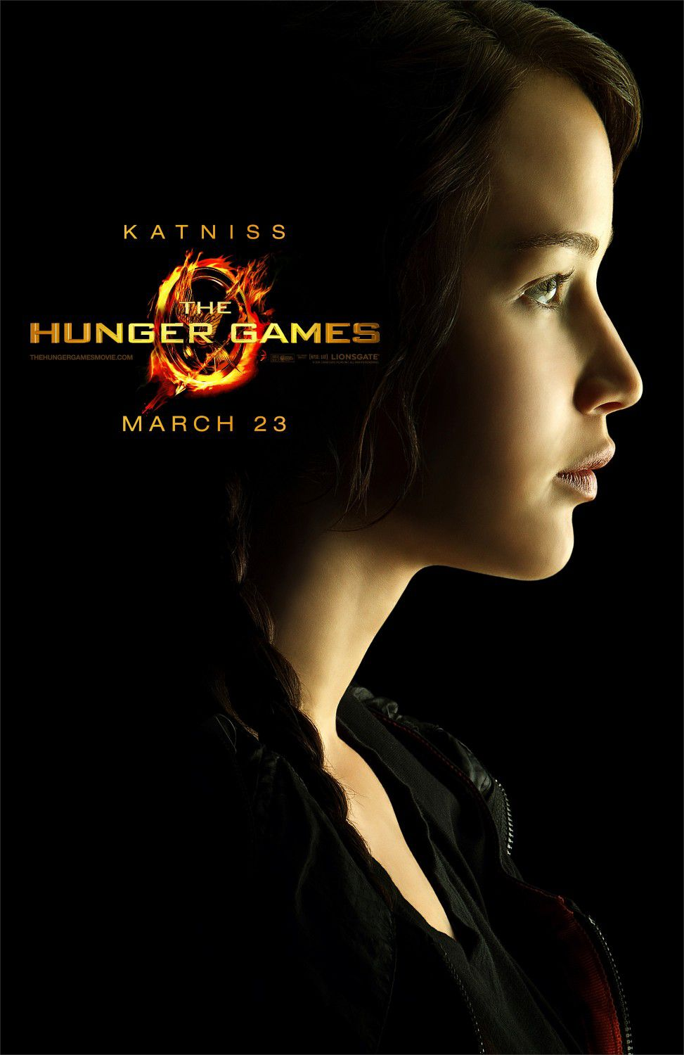 Hunger Games - Katniss