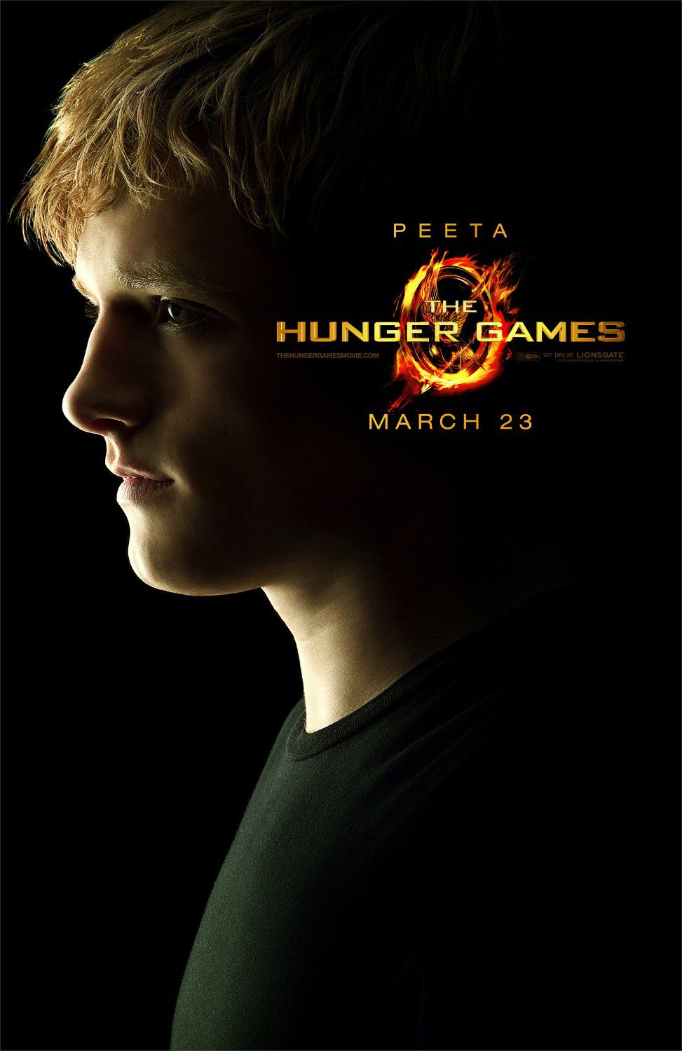 Hunger Games - Peeta