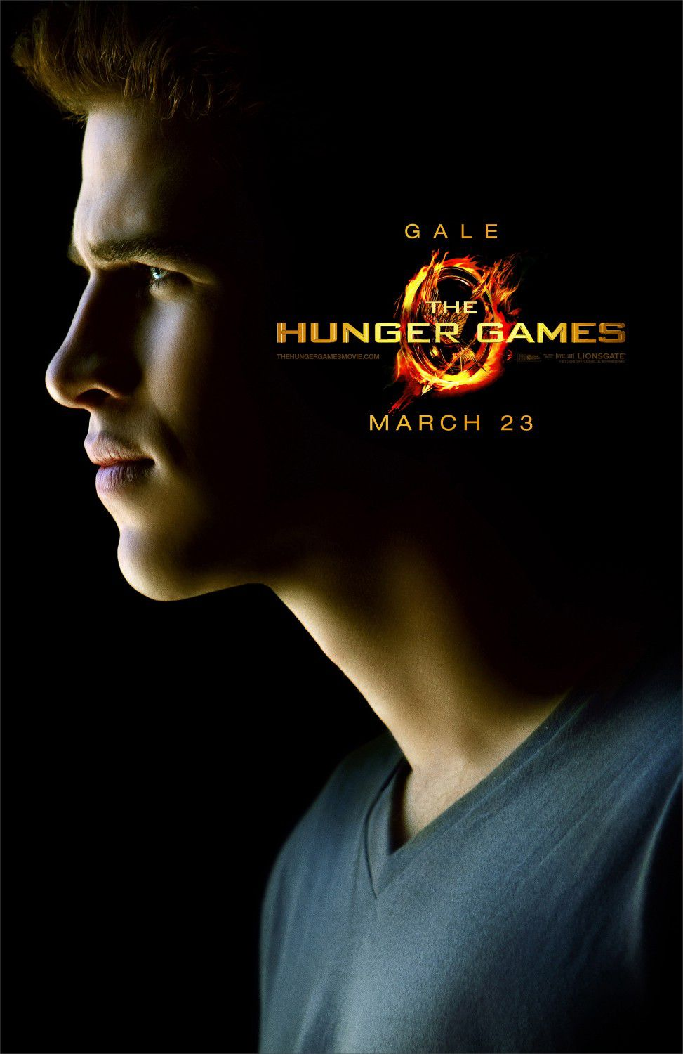 Hunger Games - Gale