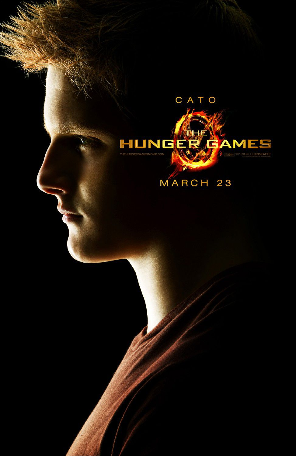 Hunger Games - Cato