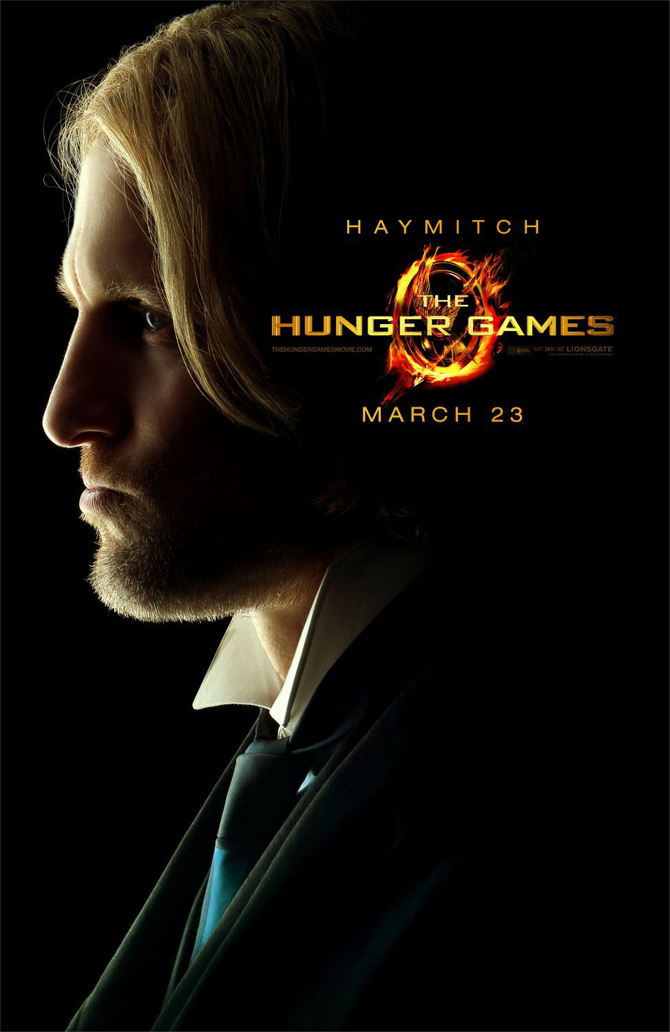 Hunger Games - Hamilton