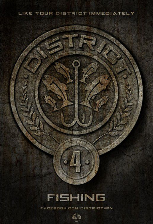 Distretto 4 - logo Fishing