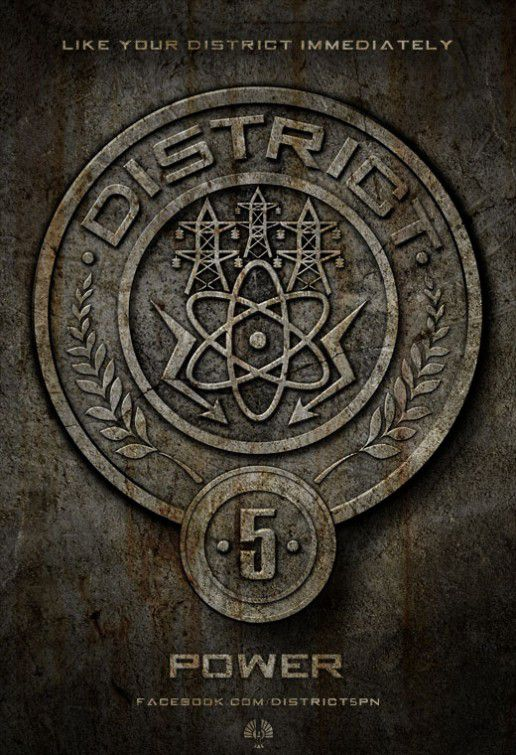 Distretto 5 - logo Power