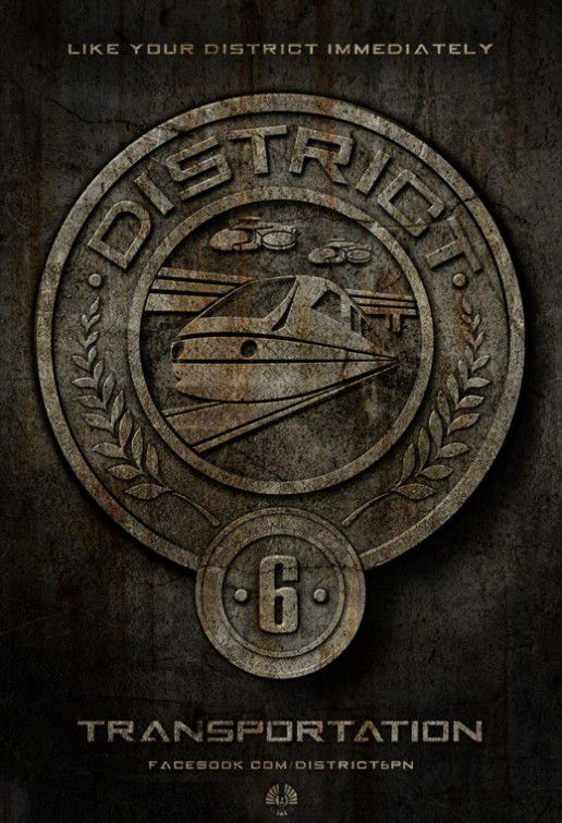 Distretto 6 - logo Transportation