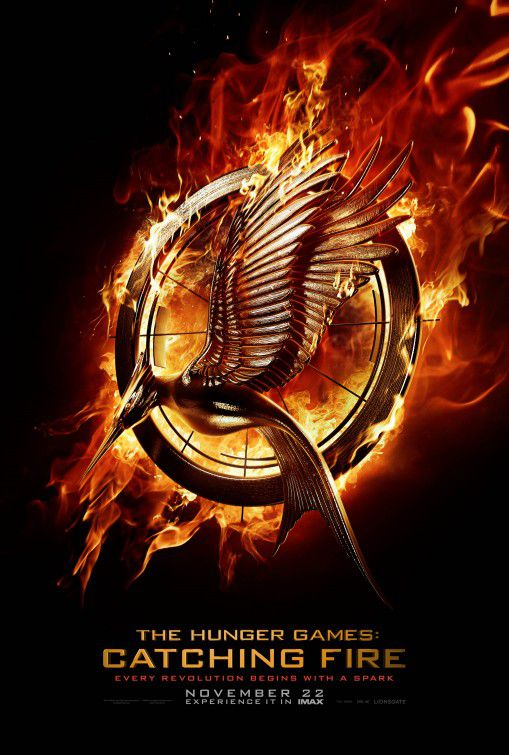 Hunger Games 2 - Catching fire (la Ragazza di Fuoco)
