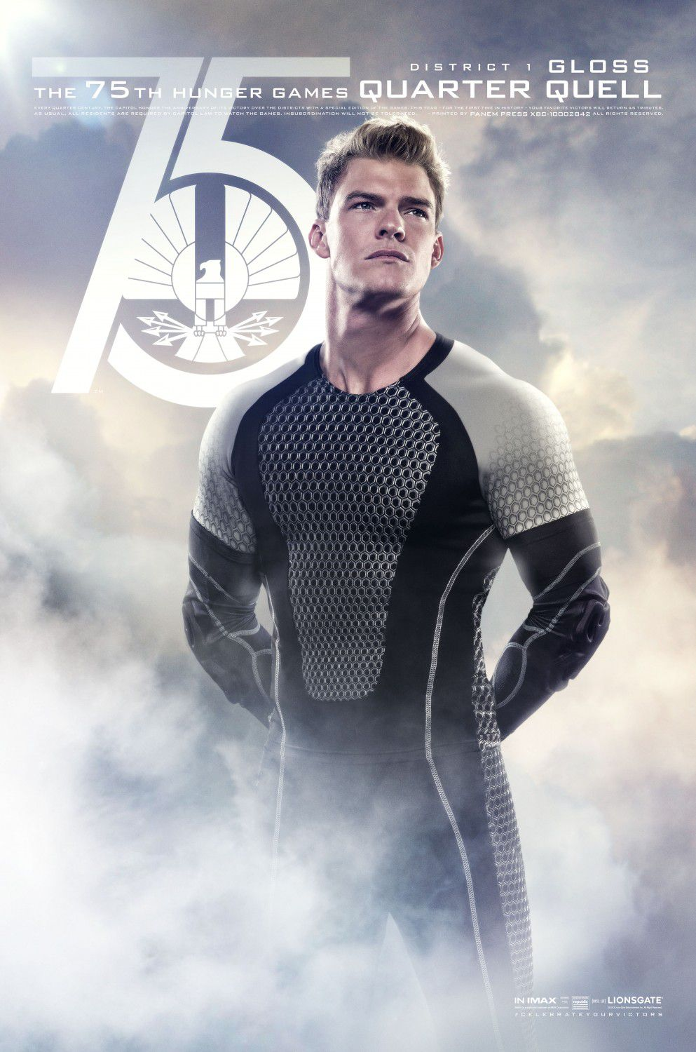 Alan Ritchson is Gloss