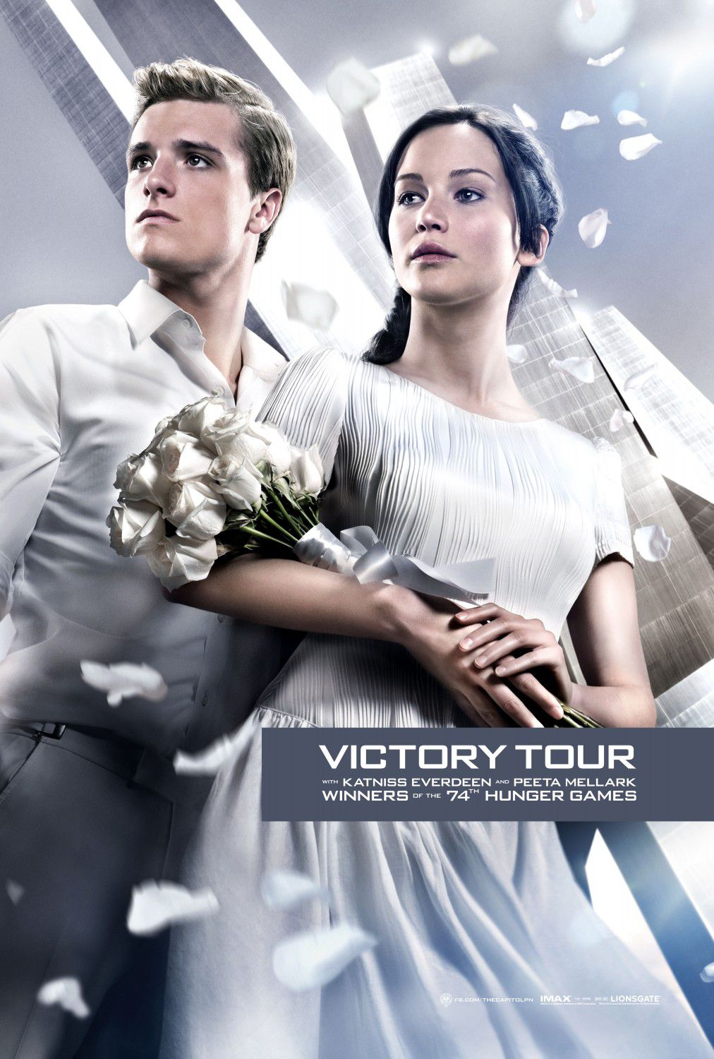 Hunger Games 2 - Victory Tour