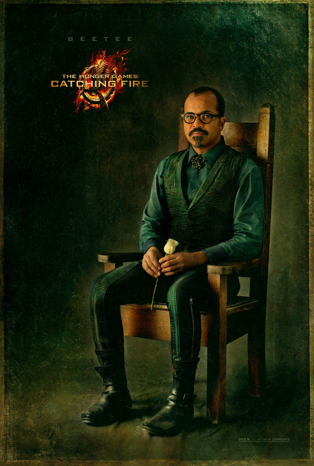 Jeffrey Wright is Beetee