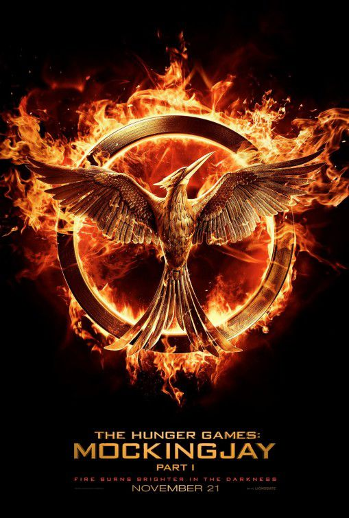 Hunger Games 3 - Mockingjay - part one