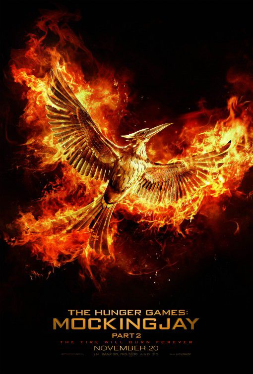 Hunger Games 4 - Mockingjay - part two
