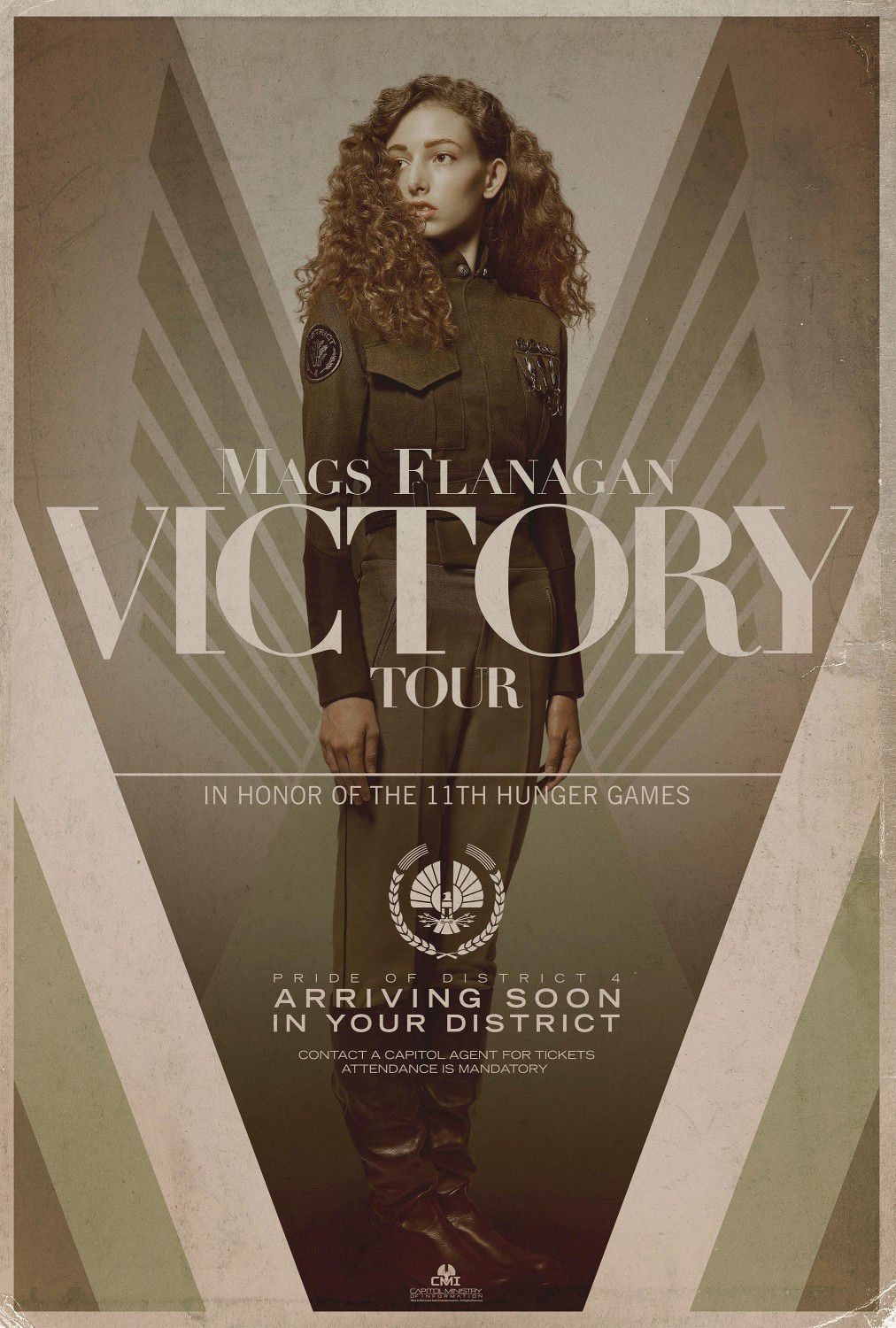 Mags Flanagan Victory tour
