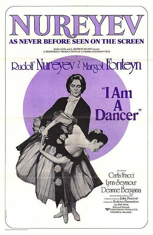 I am a Dancer - Nureyev