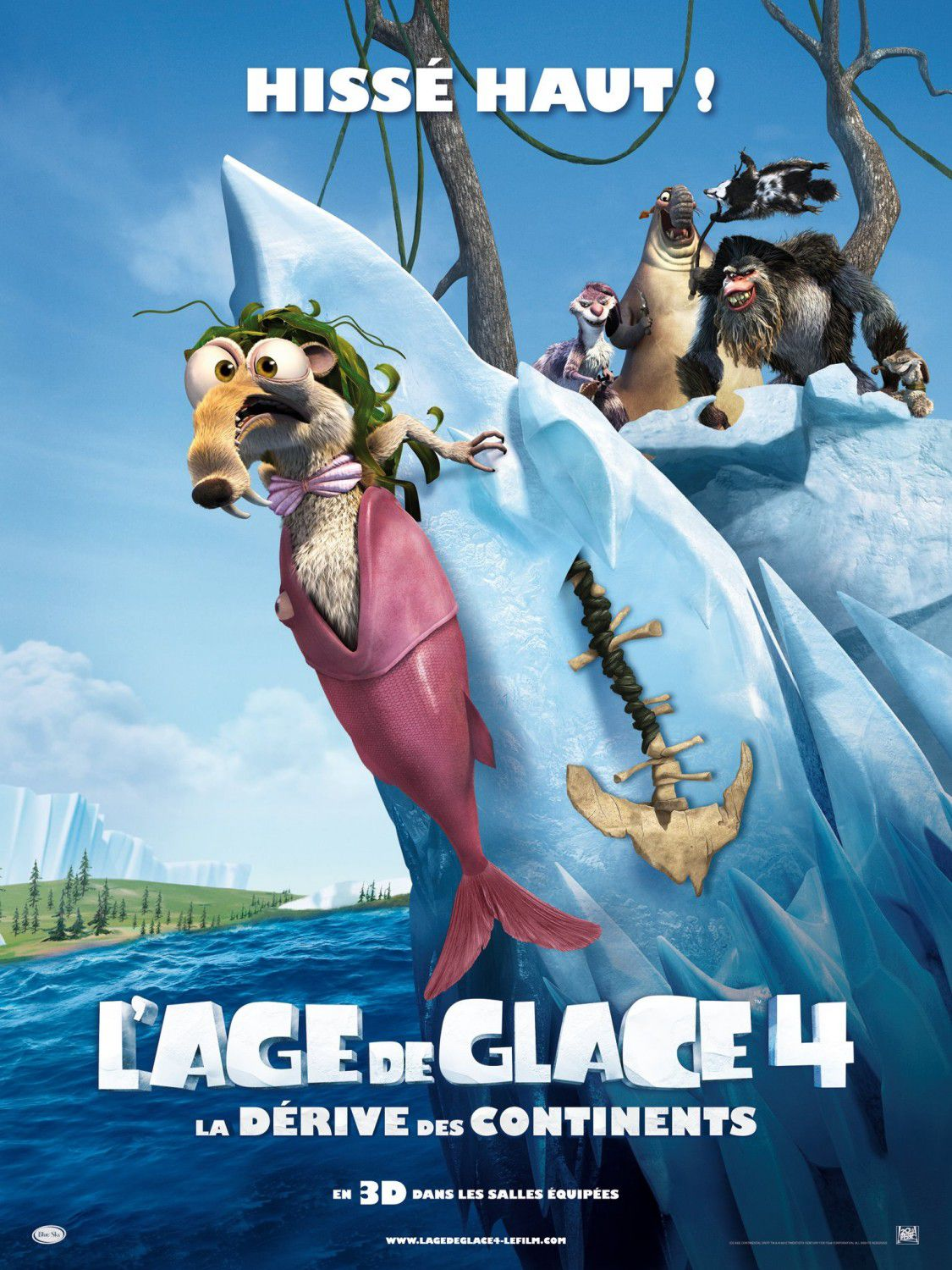 Scrat pirate boat polena