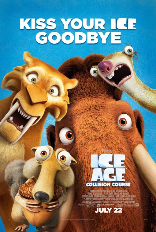 Ice Age 5 - Collision Course - Rotta di Collisione