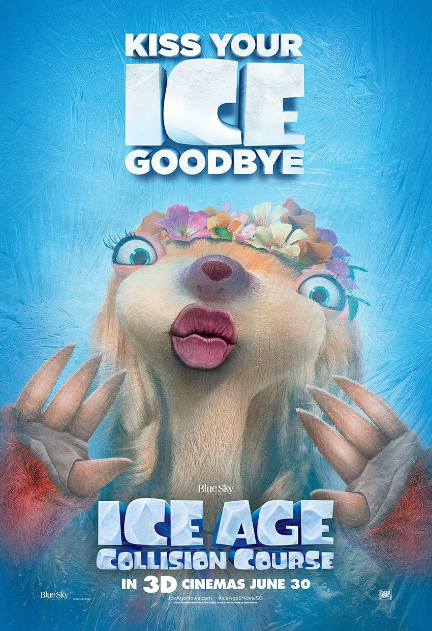 Ice Age 5 - Collision Course - Rotta di Collisione - Sid love