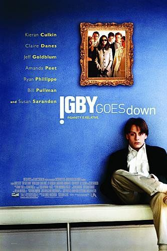 Film - Igby goes down ... con Kieran Culkin e Jeff Goldblum