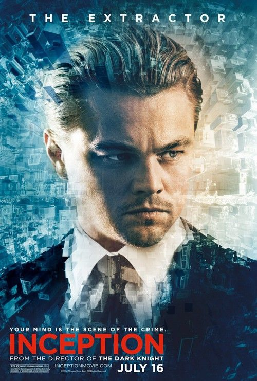 Inception - the Extractor - Leonardo DiCaprio